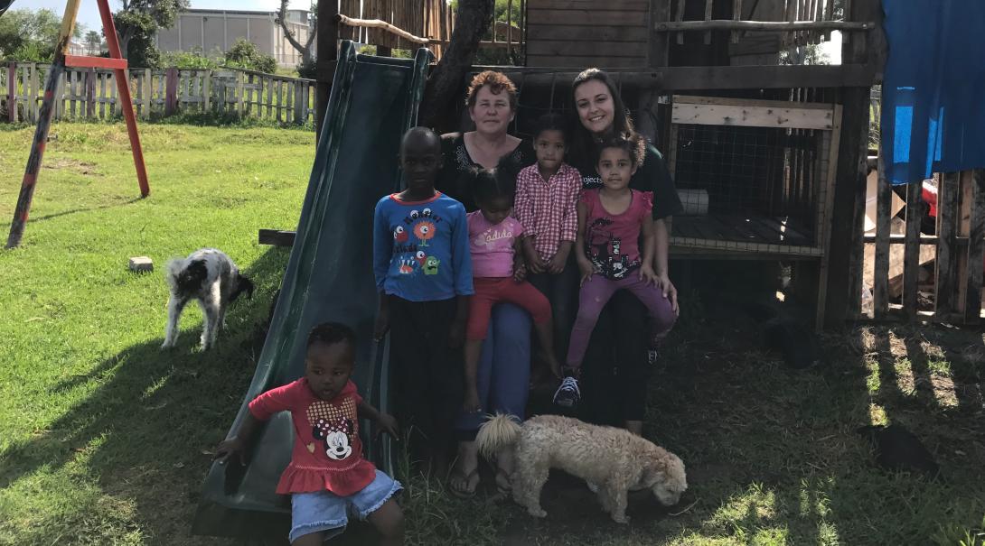 Annelies P – Recht & Mensenrechten project in Zuid-Afrika